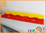 Rampa flexível do protetor do cabo do PVC da venda quente para o evento