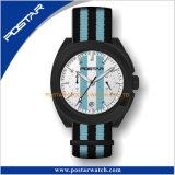 Nuevos dial y relojes especiales de los militares de la correa de la OTAN con color modificado para requisitos particulares