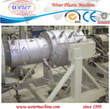 Machine en plastique d'extrusion de pipe de PVC
