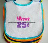 Busbane francesi bianche del bambino della Jersey del cotone della stampa personalizzate prodotti dell'OEM della fabbrica