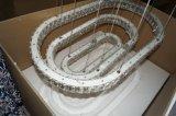 Hängendes Licht des Hotel-modernes KristallEdelstahl-LED (KA10111-920)