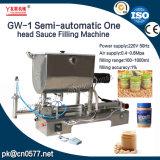 고추 소스 (GW-1)를 위한 자동 장전식 1대의 맨 위 충전물 기계