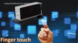 téléconférence interactive portative de contact de doigt de contact du laser 3D