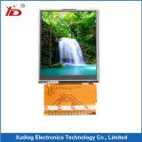 Tipo gráfico módulo da roda denteada do painel de indicador de 160*64 LCD do LCD