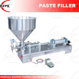Única Cabeza de la máquina de llenado de agua Pegar Máquina de Llenado