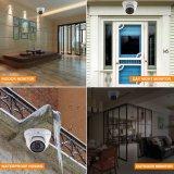Beweis Ahd HD des Vandalen-1080P CCTV-Abdeckung-Überwachungskamera