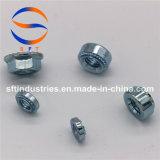 Noix s'accrochante ISO13918 d'individu d'acier inoxydable de m2