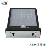 Crepuscolo da albeggiare lumen esterni solari Integrated dell'indicatore luminoso di via 1000
