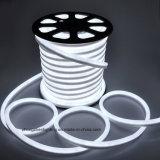 Il doppio LED indicatore luminoso al neon parteggiato bianco 110V 8*16mm dell'indicatore luminoso IP65