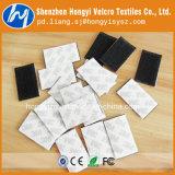 Matériau en nylon poinçonnant la bande auto-adhésive de crochet et de Velcro de boucle