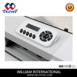 Tipo económico trazador de gráficos del corte/cortador del vinilo para la venta (VCT-1350B)