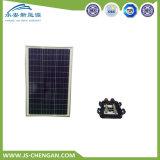80W TUV Cer-anerkannter kristallener Solarbaugruppen-PolySonnenkollektor