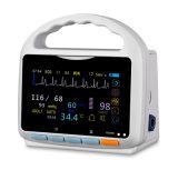 Monitor paciente do multiparâmetro portátil aprovado barato da cabeceira do Ce