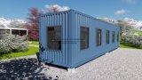40FT modulaires Préfabriquées Préfabriqués modulaire Shipping Container Chambre de plantation