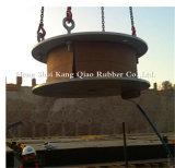 Het aangepaste RubberLager van het Lood voor de Aardbevingen van de Isolatie van de Basis (seismische isolatoren)