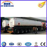 3 de Semi Aanhangwagen van de Tank van de Stookolie van het Koolstofstaal van de as 42000L Voor Verkoop