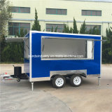 Type neuf machine de casse-croûte/camions mobiles de nourriture camion de restauration
