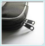 Maleta de ferramentas preta dura parcial do saco de garra da chave de fenda