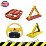 盗難防止の防水鋼鉄手動車の駐車ロック