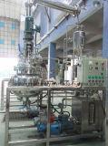 Planta piloto para a produção da resina do poliéster