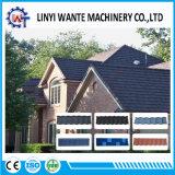 熱抵抗の構築の建物石の上塗を施してある金属木屋根瓦