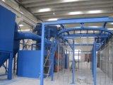 Macchina di granigliatura della strumentazione di fabbricazione della bombola per gas di GPL