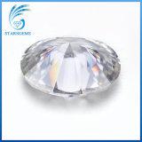 9X7мм овальную форму Выложите колотый лед вырезать очень яркие Moissanite 1,5 карат алмазов