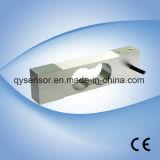 15kg au capteur de pression de piézoélectrique unique en aluminium de poids de l'alliage 100kg