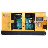 geradores Diesel do dossel silencioso da boa qualidade 45kVA com motor de Duetz