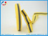 Feuerbeständiges reflektierendes Band/Streifen-hohe Sicht-reflektierendes Farbband