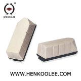 La magnesita abrasivo para moler y pulido en la superficie de azulejos de cerámica