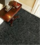 Baldosas cerámicas del granito de la chispa del suelo mate negro del final con SGS, Ce