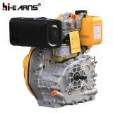 6HPディーゼル機関の黄色カラー(HR178F)