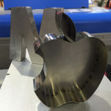 Maquinaria da soldadura de laser para o metal