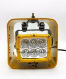 Últimas Directa de Fábrica de 60W FOCO LED de luz de trabajo para la minería (GT24001-60W)