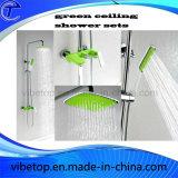 工場価格のための良質の真鍮のシャワーセット