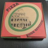 Vakje van de Pizza van het Document van de douane het Grootte Golf