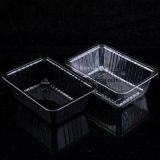 Freier transparenter Nahrungsmittelbehälter-Kunststoffgehäuse-Kasten-Tiefkühlkost-Verpackungs-Frucht-Wegwerfkasten