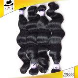 Много друзей наслаждаются перуанскими волосами Remy от Kbl
