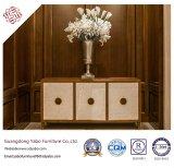 Современный отель прихожей мебелью с консольного стола с украсить (YB-C-11)