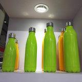 Нержавеющей стали стены 304 содержания горячие больше чем 24 часа бутылки воды цацы Engravable двойной оптовой