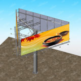 Trivision Billboard-Outdoor Hoarding- Billboard Pylons-Steel Board