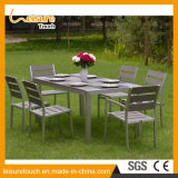 Leisure Modern Hotel Dining Table and Chair Set Home Outdoor Garden Patio Furniture