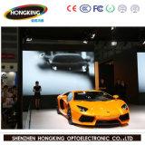 Indoor P7.62 haute résolution pour la location d'affichage affichage LED