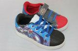 Modèle supérieur d'impression colorée, chaussures occasionnelles