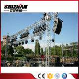 Aluminiumbinder-Kurbel steht Aufsatz DJ-Binder-System