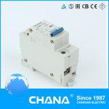 corta-circuito miniatura MCB (6KA) de 63A 80A