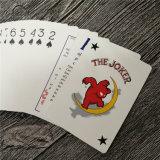 Conception personnalisée jouant aux cartes papier Cartes de casino
