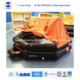 Liferaft inflável marinho da certificação 6p~150p SOLAS do Ec de CCS