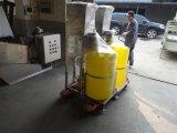 Piccolo stabilimento di trasformazione delle acque luride di industria chimica che dosa sistema